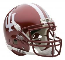 Indiana Hoosiers Full Size Authentic Helmet by Schutt