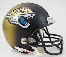 Jacksonville Jaguars 2013 Replica Mini Helmet by Riddell
