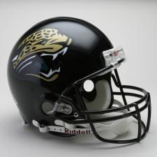 Jacksonville Jaguars Throwback Helmet 30116