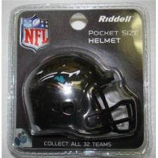 Jacksonville Jaguars Revolution Pocket Pro Helmet by Riddell
