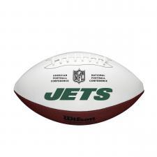 Jets team logo football