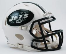 New York Jets Mini Speed Helmets by Riddell