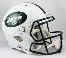 Jets Replica Speed Helmet