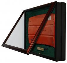 Joe Montana Candlestick Park Seatback Display Case