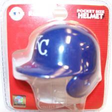 Kansas City Royals MLB Pocket Pro Batting Helmets by Riddell
