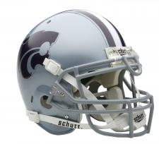 Kansas State Wildcats Full Size Authentic Helmet by Schutt