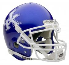Kentucky Wildcats Full Size Authentic Helmet by Schutt