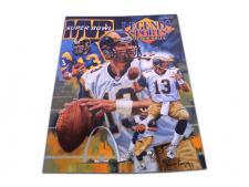 Kurt Warner Super Bowl MVP Legends Magazine #113