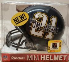 San Diego LaDainian Tomlinson Player Replica Mini Helmet by Riddell