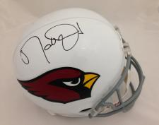 Matt Leinart Autographed Arizona Cardinals Deluxe Replica Full Size Helmet by Ri