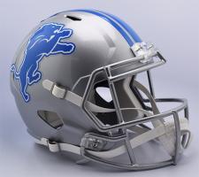 Lions Replica Speed Helmet
