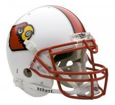 Louisville Cardinals Full Size Authentic Helmet by Schutt