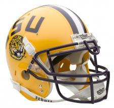 Louisiana State University Tigers (LSU) Full Size Authentic Helmet by Schutt