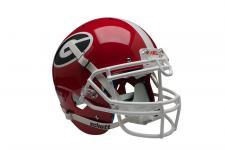 Georgia Football Helmets