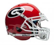 Georgia Football Helmet
