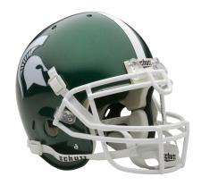 Michigan State Spartans Full Size Authentic Helmet by Schutt