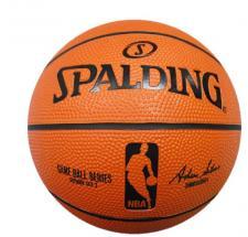 NBA Mini Basketball by Spalding