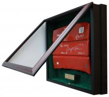 The Catch Montana Clark Seatback Display Case