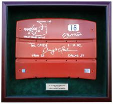 The Catch Seatback Display Case