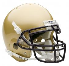 Navy Midshipmen Full Size Authentic Helmet by Schutt