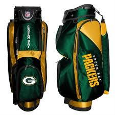 NFL Golf Bag by Wilson-Green Bay Packers