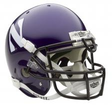 Northwestern Wildcats Full Size Authentic Helmet by Schutt