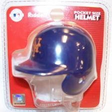 New York Mets MLB Pocket Pro Batting Helmets by Riddell