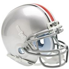 Ohio State Buckeyes Helmet by Schutt