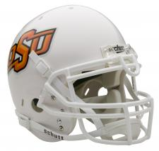 Oklahoma State Cowboys Full Size Authentic Helmet by Schutt