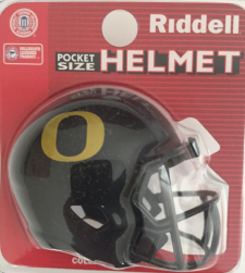Oregon Ducks Pocket Pro Helmets by Riddell