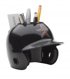 Houston Astros Mini Batting Helmet Desk Caddy