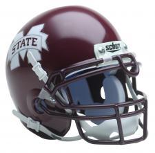 Mississippi State Bulldogs 2004-Present Mini Helmet by Schutt