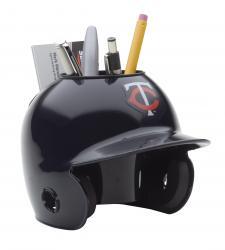 Minnesota Twins Mini Batting Helmet Desk Caddy