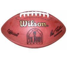 1993 Pro Bowl Game Model Football