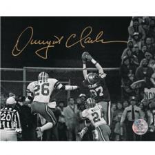 Dwight Clark San Francisco 49ers 8x10 #309 Autographed Photo