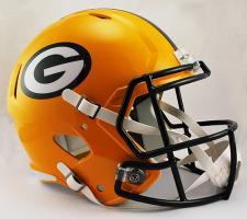 Packers Replica Speed Helmet