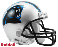 Carolina Panthers 2012-Present Replica Mini Helmet