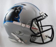 Carolina Panthers Helmet Riddell Speed 1995-Current