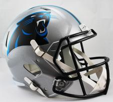 Panthers Replica Speed Helmet