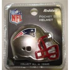 New England Patriots Revolution Pocket Pro Helmet by Riddell