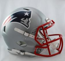 New England Patriots Helmet Riddell Speed 2000-Current