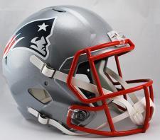 Patriots Replica Speed Helmet