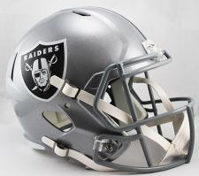 Raiders Replica Speed Helmet