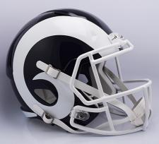 Rams Replica Speed Helmet