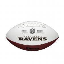 Ravens team logo football