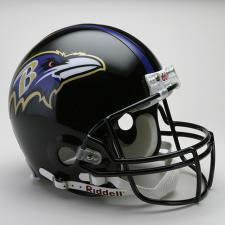 Baltimore Ravens Helmet Riddell Pro Line 1999-Current Year 30139