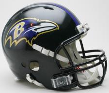 Baltimore Ravens Speed Helmet