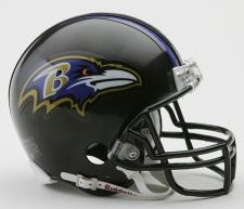 Baltimore Ravens Replica Mini Helmet 1999- Current by Riddell