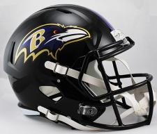 Ravens Replica Speed Helmet