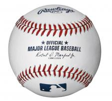 Rawlings MLB Baseballs - Robert Manfred Jr